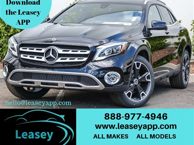 2020 Mercedes-Benz GLA SUV lease in Chicago,IL - Swapalease.com