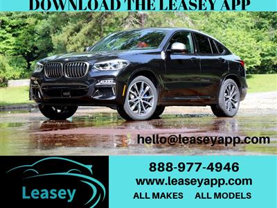 2019 BMW X4 lease in Chicago,IL - Swapalease.com