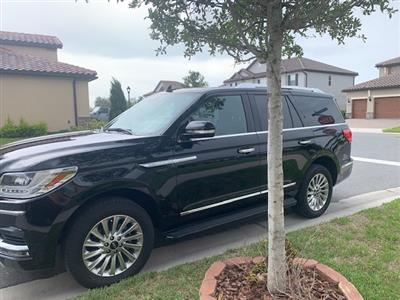 2018 Lincoln Navigator lease in Orlando,FL - Swapalease.com