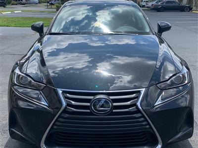 2018 Lexus IS 300 lease in Sunrise,FL - Swapalease.com