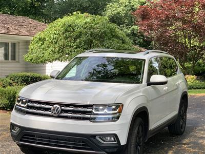 2019 Volkswagen Atlas lease in Blomfield Hills,MI - Swapalease.com