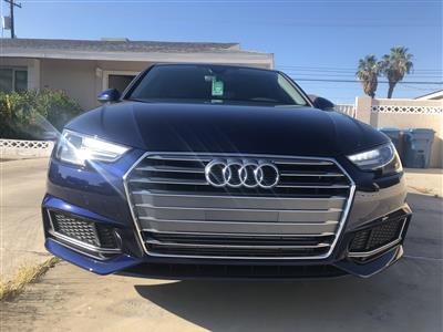 2019 Audi A4 lease in Las Vegas,NV - Swapalease.com
