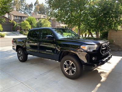 2018 Toyota Tacoma lease in Anaheim,CA - Swapalease.com