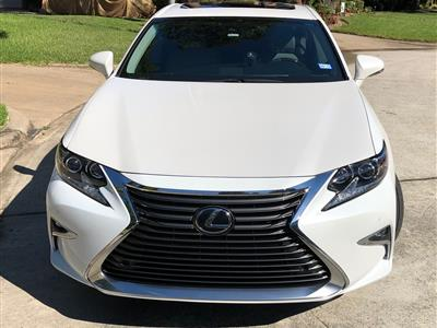 2017 Lexus ES 350 lease in Tomball,TX - Swapalease.com