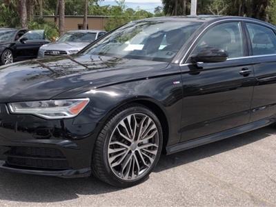 2018 Audi A6 lease in Apopka,FL - Swapalease.com