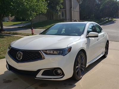 2018 Acura TLX lease in Kansas City,MO - Swapalease.com
