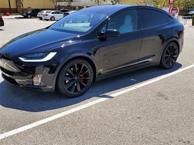 2018 Tesla Model X lease in Diamond Bar,CA - Swapalease.com