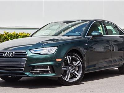2017 Audi A4 lease in Brookhaven ,GA - Swapalease.com