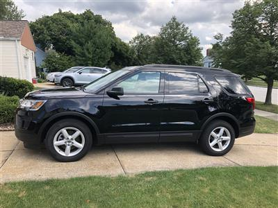 2018 Ford Explorer lease in Middleburg Heights,OH - Swapalease.com
