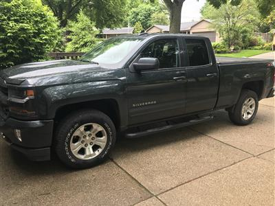 2018 Chevrolet Silverado 1500 lease in Grand Rapids,MI - Swapalease.com