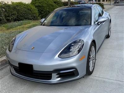 2018 Porsche Panamera lease in Los Angeles,CA - Swapalease.com