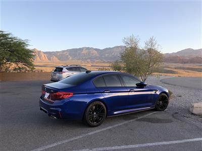 2018 BMW M5 lease in Las Vegas,NV - Swapalease.com