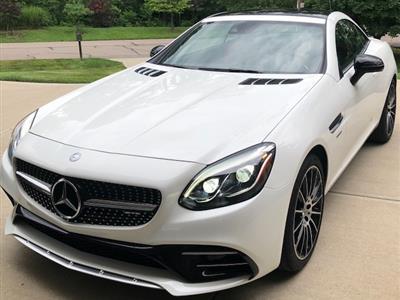 2017 Mercedes-Benz SLC Roadster lease in Cincinnati,OH - Swapalease.com