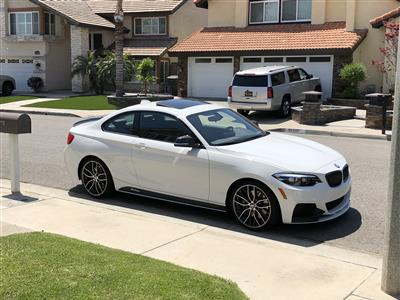 2018 BMW 2 Series lease in beverly hills,CA - Swapalease.com