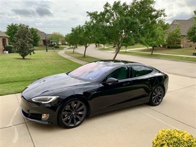 2017 Tesla Model S lease in Frisco,TX - Swapalease.com