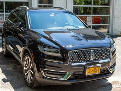 2019 Lincoln Nautilus lease in Shelter Island ,NY - Swapalease.com