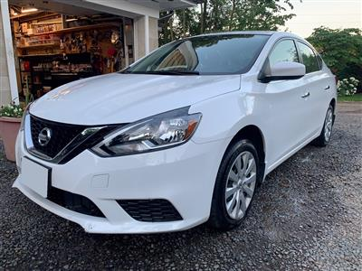 2018 Nissan Sentra lease in Warren,NJ - Swapalease.com
