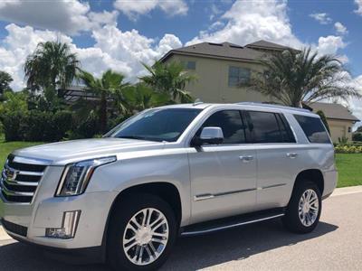 2017 Cadillac Escalade lease in Lake Mary,FL - Swapalease.com