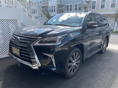 2019 Lexus LX 570 lease in Cresskill,NJ - Swapalease.com