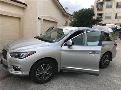 2017 Infiniti QX60 lease in San Antonio,TX - Swapalease.com