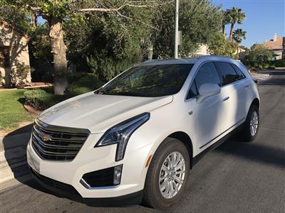 2017 Cadillac XT5 lease in Jacksonville Beach,FL - Swapalease.com