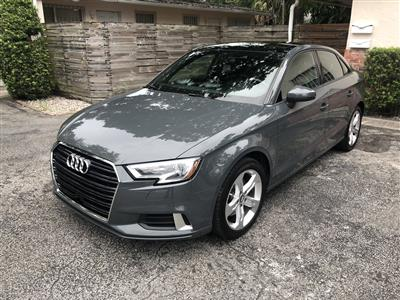 2017 Audi A3 lease in Fort Lauderdale,FL - Swapalease.com