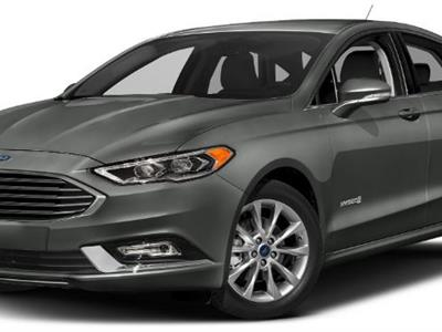 2018 Ford Fusion Hybrid lease in Chicago,IL - Swapalease.com