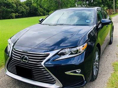 2018 Lexus ES 350 lease in Kemah,TX - Swapalease.com