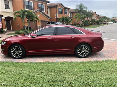 2017 Lincoln MKZ lease in Fort Myers,FL - Swapalease.com