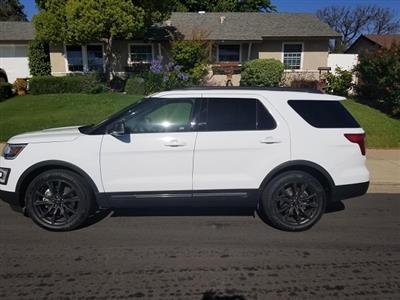 2017 Ford Explorer lease in Thousand Oaks,CA - Swapalease.com