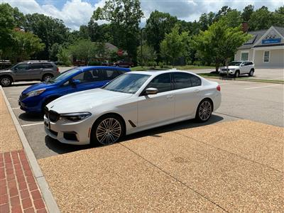 2018 BMW 5 Series lease in Midlothian,VA - Swapalease.com