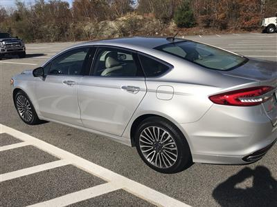 2017 Ford Fusion lease in North Providence,RI - Swapalease.com