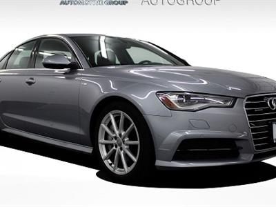 2017 Audi A6 lease in Staten Island,NY - Swapalease.com