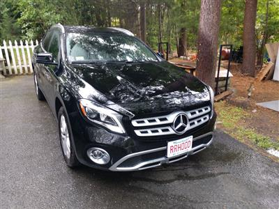 2019 Mercedes-Benz GLA SUV lease in Marshfield,MA - Swapalease.com