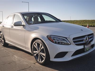 2019 Mercedes-Benz C-Class lease in San Francisco,CA - Swapalease.com
