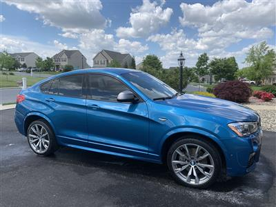2018 BMW X4 lease in Leola,PA - Swapalease.com