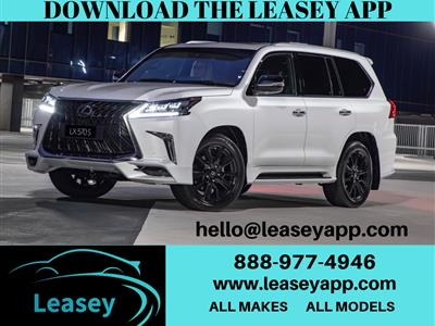 2020 Lexus LX 570 lease in Chicago,IL - Swapalease.com