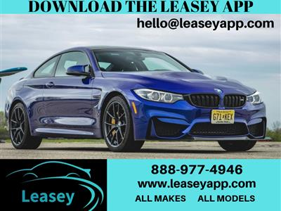2019 BMW M4 CS lease in Chicago,IL - Swapalease.com