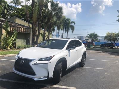 2017 Lexus NX 200t F Sport lease in North Miami,FL - Swapalease.com