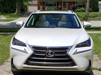 2017 Lexus NX 200t lease in Southfield,MI - Swapalease.com