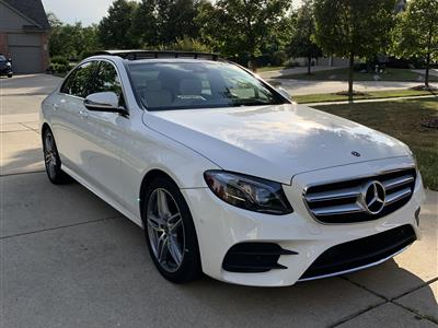 2018 Mercedes-Benz E-Class lease in Northville,MI - Swapalease.com