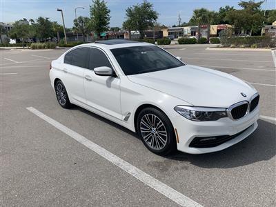 2018 BMW 5 Series lease in Sarasota,FL - Swapalease.com