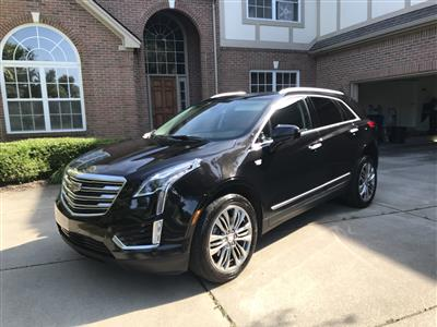 2018 Cadillac XT5 lease in Linden,MI - Swapalease.com