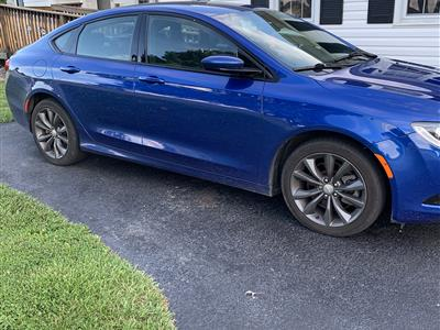 2015 Chrysler 200 lease in Earleville,MD - Swapalease.com