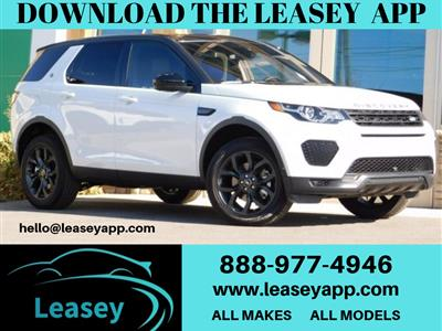 2019 Land Rover Discovery Sport lease in Chicago,IL - Swapalease.com