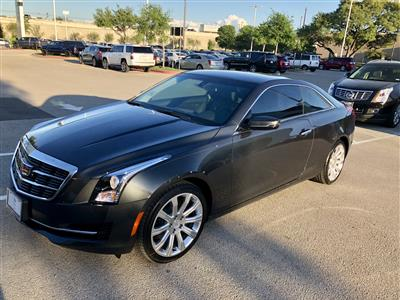 2018 Cadillac ATS lease in Austin,TX - Swapalease.com