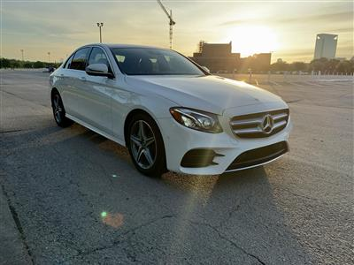 2019 Mercedes-Benz E-Class lease in Houston,TX - Swapalease.com