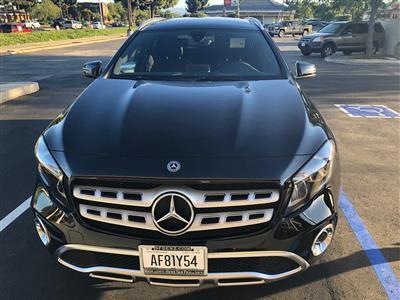 2019 Mercedes-Benz GLA SUV lease in Dublin,CA - Swapalease.com