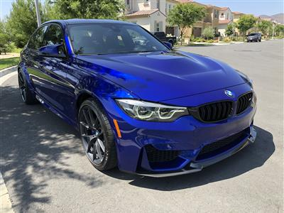 2018 BMW M3 CS lease in Irvine,CA - Swapalease.com