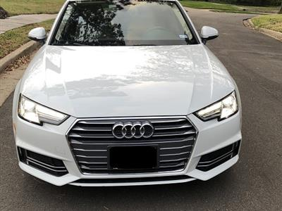 2018 Audi A4 lease in Houston,TX - Swapalease.com